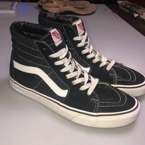 Vans Unisex Suede & Canvas Shoes